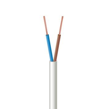 Handson VTLBP-kabel 2 x 0,75 mm² 5 m wit