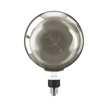 Philips LED Giant globe E27 25W filament smoky dimbaar