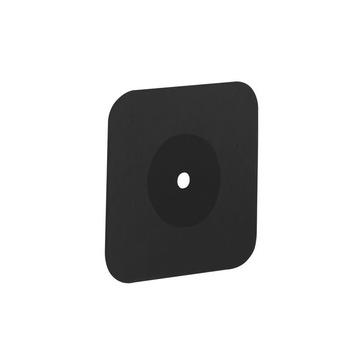 Blanke disk WM zelfklevende wandmanchet 1 stuk