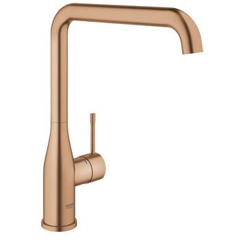 Mitigeur de cuisine Grohe Essence L warm sunset