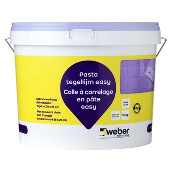 Weber Easy tegelpasta beige 16 kg