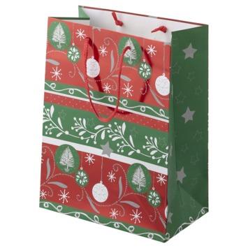 Geschenktasjes kerst medium