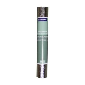 Film isolant pour radiateur GAMMA 2 mm 50x250 cm réfléchissant à 90%