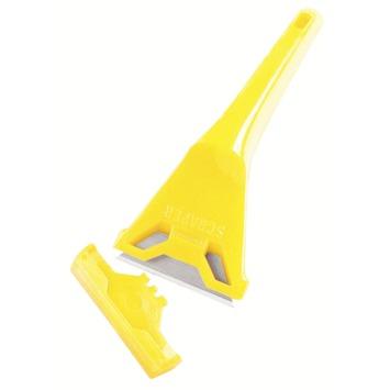Stanley glasschraper kunststof 0-28-590