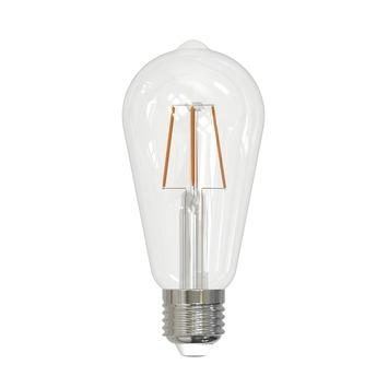 Handson LEDlamp ST64 filament E27 470 Lm 4,5 W dimbaar