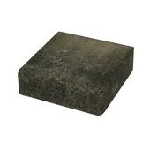 Pavé Plano 15x15x5 cm noir-gris