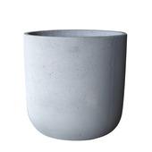Pot rond Ø29 cm ciment