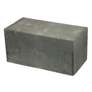 Stapelblok Beton Plano Antraciet 30x15x15 cm