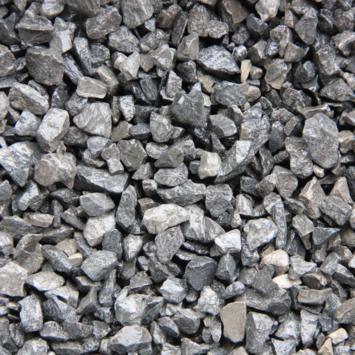 Split grind Misty Grey grijs 8-16 mm 20 kg