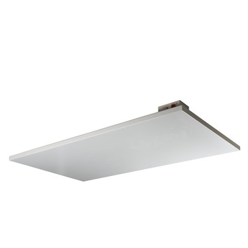 Panneau chauffant à infrarouges Eurom Mon Soleil 800 pour plafond avec Wi-Fi de 70x125x4 cm.