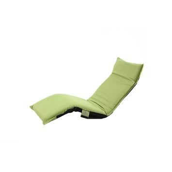 Chaise longue Fiorentina vert limon
