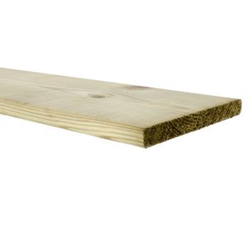 Plank gewaxed ca. 1,6x14,5x300 cm