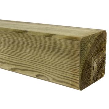 Paal geschaafd 9x9x270 cm