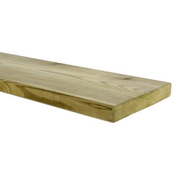 Plank geschaafd ca. 2,1x14x360 cm