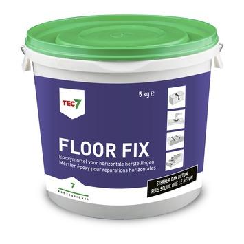 Floor-fix Tec7 mortier époxy 5 kg