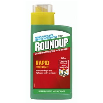 Désherbant Roundup Rapid 0,54 litre