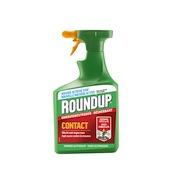 Roundup onkruidbestrijder Contact 1 liter