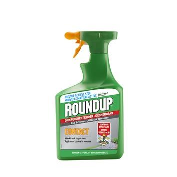 Désherbant Roundup Contact allées & terrasses 1 litre
