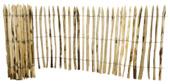 Schapenhek kastanje 100x500 cm