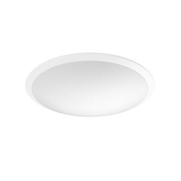 Plafonnier rond LED intégrée Canaval Philips 1500 Lm 18 W blanc chaud