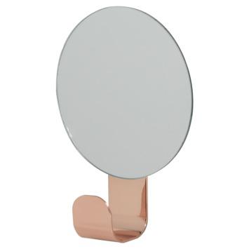 Sealskin haak met spiegel Brix koper