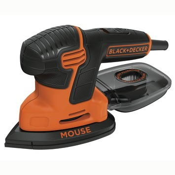 Ponceuse mouse Black&Decker KA2000-QS 120 W