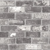vtwonen Vliesbehang Stenen grijs-beige 2234-03