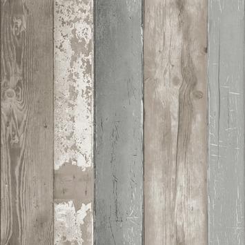 Intissé coloré VT motif beige 2234-02 10 m x 52 cm