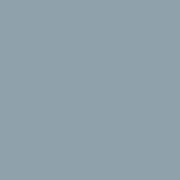 Vliesbehang Uni blauw 2258-40