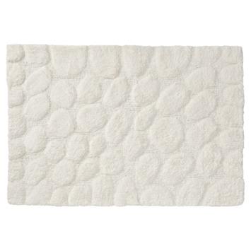 Sealskin Pebbles badmat ivoor 60x90 cm