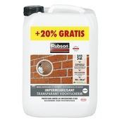 Imperméabilisant Rubson protection façade 10 L + 20%