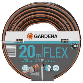 "Tuyau d'arrosage Flex Gardena Comfort 1/2"" 20 m"