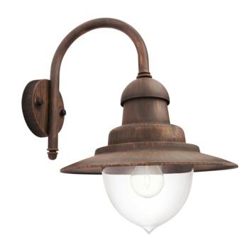 Philips Wandlamp MyGarden Raindrop Brons 60 W exclusief lamp