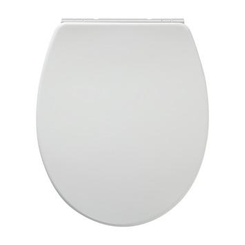 Tiger Boston wc bril wit /chroom softclose