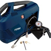 Compresseur Ferm portable 1100 W