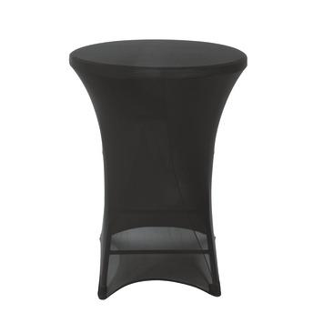 Bartafelhoes zwart Ø80-85x110 cm