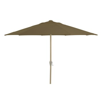 Parasol Lima taupe