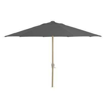 Parasol Lima noir Ø300 cm