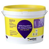 Weber sys alles-in-één-afdichtpakket 4,5 kg
