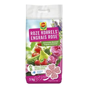 Engrais rose universel Compo 5 kg