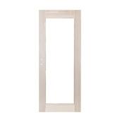 Panneau de porte intérieure M15 vitré 201,5x83 cm