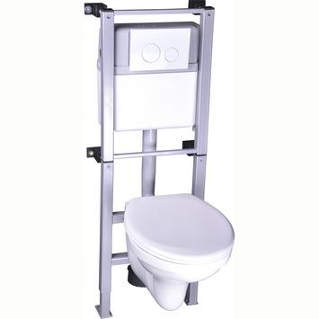 Inbouwreservoir WC-pack compleet