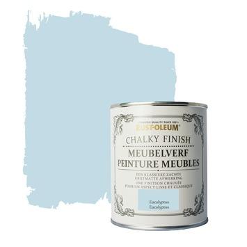 Peinture à finition chaulée pour meubles Rust-Oleum eucalyptus 750 ml