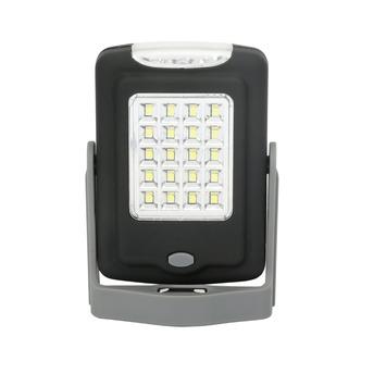 LED zaklamp met haak en magneet