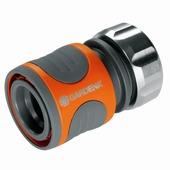"""Raccord 8166-20 Gardena Premium 13-15 mm 1/2"""" 5/8"""""""