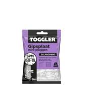 Cheville carton-plâtre Toggler mini 6 pièces