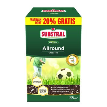 Substral graszaad allround 80 m²