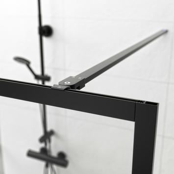 Stabilisatiesteun Contour zwart 100 cm