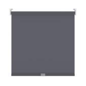 GAMMA rolgordijn koordloos verduisterend antraciet (5756) 150 x 190 cm