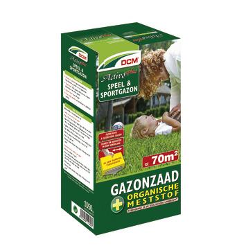 Semences gazon + engrais Activo Plus DCM 1,05 kg 70 m²